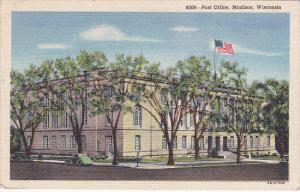 MADISON, Michigan, 1930-1940's; Post Office
