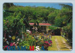 Views Of Inarajan Village Guam