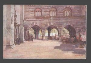 087148 ITALY Como-Piazza del Duomo Vintage PC