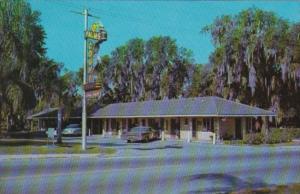 Palms Court Motel Dade City Florida