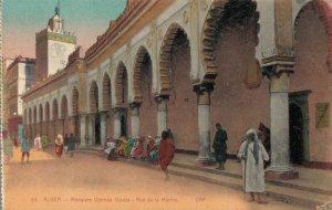 Algeria Alger Mosquée Djemáa Djedia Rue de la Marine 03.75