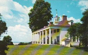 Virginia Mount Vernon East Front 1961