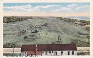 Birds Eye View, Golf Links, Ormond, Florida, 1910-20s
