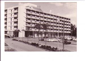 Nile Hotel, Kampala, Uganda, B&W