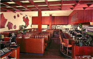1950s New Joe's Restaurant San Francisco California Cal Pictures postcard 11377