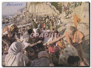 Modern Postcard Benares