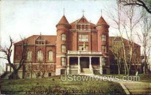 St. Joseph Hospital Sioux City IA Unused