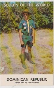 Boy Scouts of the World: #97 Dominican Republic, 1968