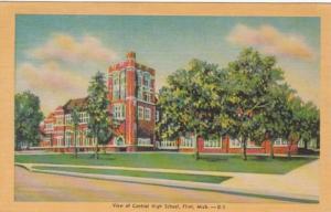Michigan Flint Central High School Dexter Press