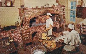 The Raleigh Bake Shop Williamsburg Virginia 1962