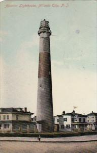 Absecon Lighthouse Atlantic City New Jersey 1909