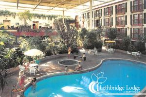 Lethbridge Lodge & Court Yard Inn - Alberta, Canada