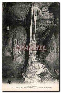 Old Postcard Betharram Caves St Pierre Part lower Twist