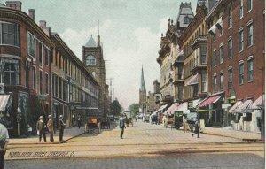 ZANESVILLE , Ohio, 1900-10s ; North Fifth Street