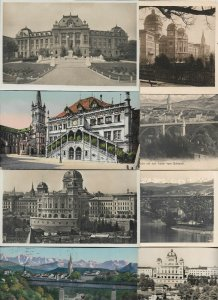 Switzerland - Bern Postcard Lot of 20 01.11