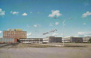 Northern Alberta Institute of Technology , EDMONTON , Alberta , Canada , 50-60s