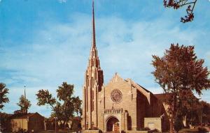 Boise ID~Cathedral of the Rockies~1st Methodist Church~Arlington Carillion 1950s