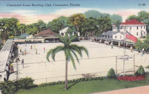 Lawn Bowling Club , CLEARWATER , Florida , 30-40s