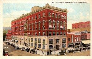 Michigan Lansing Capitol National Bank Curteich