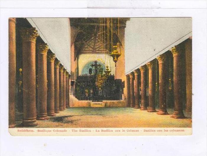 Bethlehem , Palestine , 00-10s   The Basilica