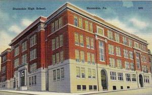 Pennsylvania Shamokin High School