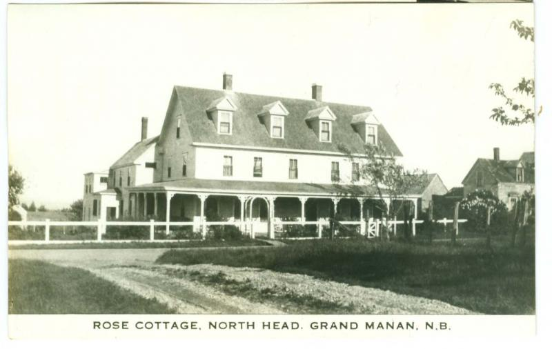 RPPC - Rose Cottage, Grand Manan NB