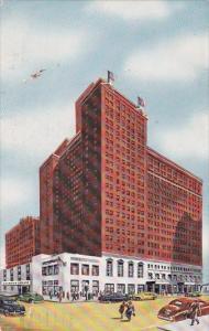 Illinois Chicago Hotel Sherman 1949