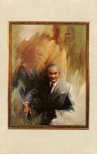 President Lyndon B. Johnson Portrait