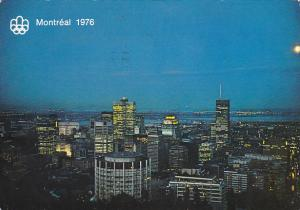 Canada Montreal At Night