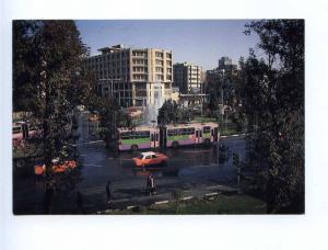 192957 IRAN TEHRAN Ferdowsi square old photo postcard