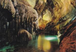 The Grotto of JEITA , Lebanon , 50-70s
