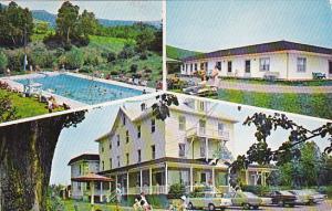 3-views,  Auberge-Motels Beausejour,  St-Joseph-de-la-Rive,  Charlevoix,  Que...