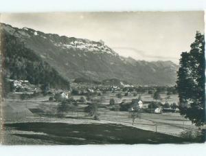 old rppc NICE VIEW Matteb By Interlaken Interlachen Switzerland i1773