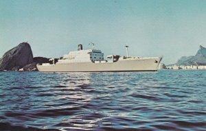 Prudential Lines Cruise Ship SANTA MARIA, 1970s