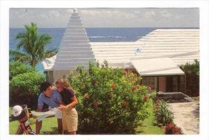 Pink Beach Club & Cottage Colony On The South Shore, Bermuda, PU-1986
