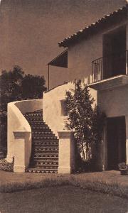 San Marion California~La Ramada Inn~1910 Postcard