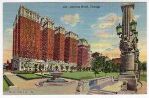 Chicago, Stevens Hotel