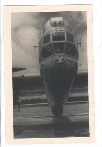 RP: FRont Nose military airplane, 30-40s