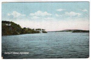 Eastport, Maine, Dog Island