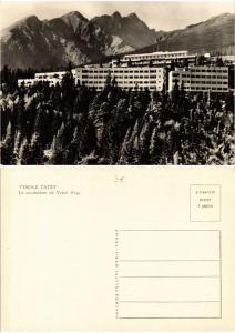 CPM AK Czechoslovakia - Vysoké Tatry - Le Sanatorium de Vysné Hágy (693153)