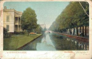 Netherlands Den Haag 's Gravenhage Mauritskade 02.12