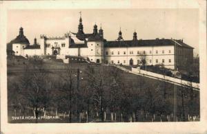 Czech Republic Svata Hora u Pribrami 02.90