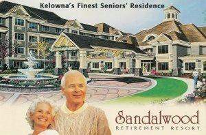 KELOWNA , B.C. , 1960-80s ; Sandalwood Retirement Resort