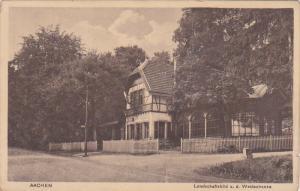 Landschaftsbild a. d. Waldschenke, North Rine-Westphalia, Germany, 10-20s
