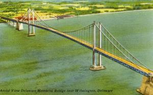DE - Delaware Memorial Bridge