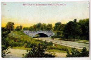 Rockefeller Park, Cleveland O