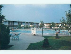 Unused 1980's SHERATON INN MOTEL Huntsville Alabama AL s2479