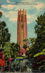 Florida Lake Wales The Singing Tower Curteich