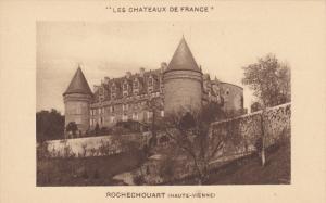 ROCHECHOUART, Haute Vienne, France, 1900-1910´s; Les Chateaux De France