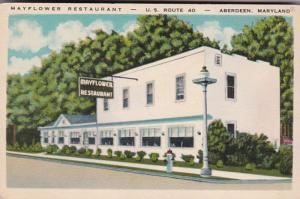 Maryland Aberdeen Mayflower Restaurant U S Route 40